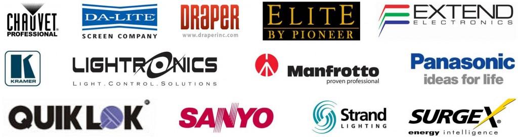 Company Logos Video 3
