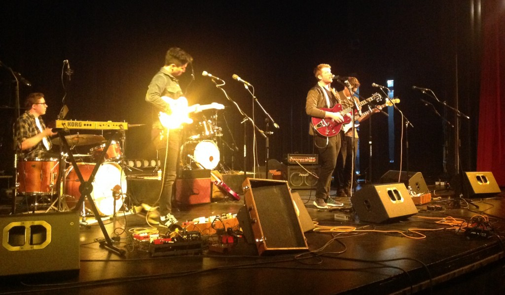 The Kents at the Academy (11)